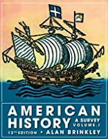 American History 1: A Survey