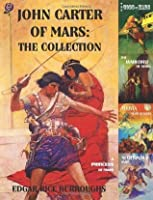 John Carter of Mars: The Collection (Barsoom, #1-5)
