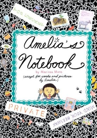 Amelia Works it Out  by  Marissa Moss