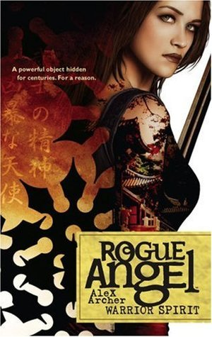 Warrior Spirit (Rogue Angel #9) Alex Archer