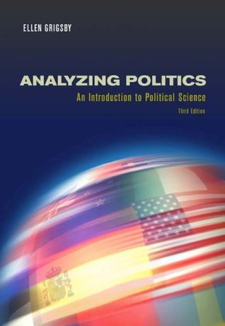 Analyzing Politics  by  Ellen Grigsby
