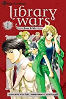 Library Wars: Love & War, Vol. 1 (Library Wars: Love & War, #1)