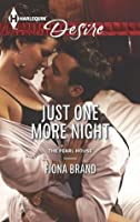 Just One More Night (The Pearl House #5)