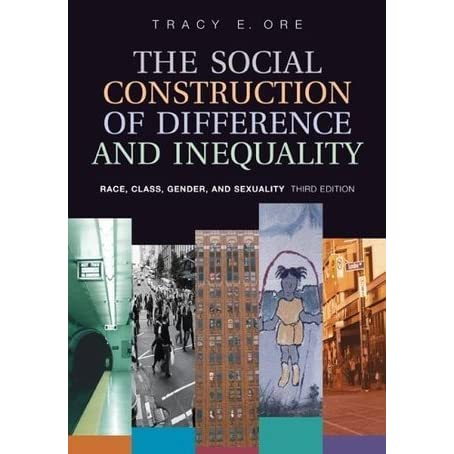 a discussion on how the social constructs of gender and sexuality affect people Social constructionism observes how the  nations are groups of people who  weak social constructionism proposes that social constructs are.