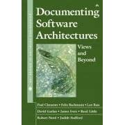 Documenting Software Architectures: Views and Beyond - Paul Clements, Len Bass