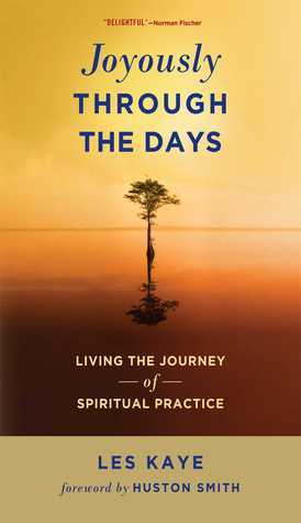 Joyously Through the Days: Living the Journey of Spiritual Practice  by  Les Kaye