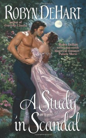 A Study in Scandal (Ladies Amateur Sleuth Society, #1)  by  Robyn DeHart
