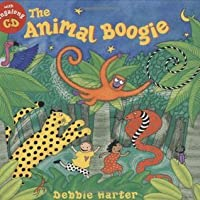 The Animal Boogie PB w CD (Sing Along With Fred Penner)