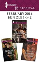 Harlequin Historical February 2014 - Bundle 1 of 2: The Major's Wife\\To Tempt a Viking\\Mistress Masquerade