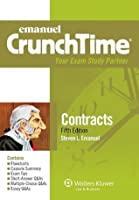 CrunchTime: Contracts, Fifth Edition (Crunchtime Series)