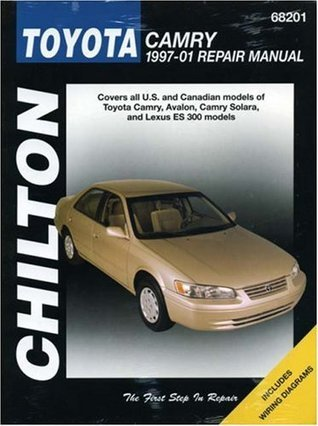 Toyota Camry (Chiltons 1997-2001 Repair Manual) Chilton