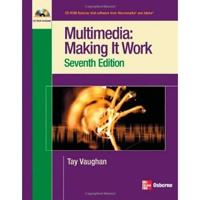 9780072264517 - Multimedia Making It Work Seventh Edition by Tay Vaughan