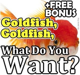 Goldfish, Goldfish, What Do You Want? Learn to Read Kids Rhymes (Free Bonus: 30+ Free Online Kids Jigsaw Puzzle Games!) (Read Aloud Children Books | Read Aloud Books for Kids) Jamie Roy
