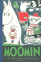 Moomin: The Complete Tove Jansson Comic Strip - Book Three (Bk. 3)