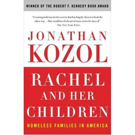 a review of rachel and her children a book by jonathan kozol