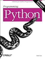 Programming Python [with CD]