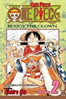 One Piece, Volume 02: Buggy the Clown (One Piece, #2)