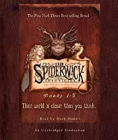 The Spiderwick Chronicles (The Spiderwick Chronicles, #1–5)