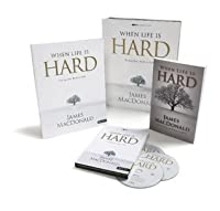 When Life Is Hard: Turning Your Trials Into Gold (DVD Leader Kit)