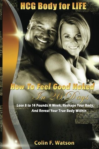 HCG Body for Life  by  Colin Watson