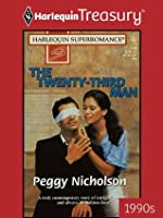 The Twenty-Third Man (Harlequin Super Romance)