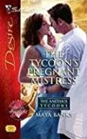 The Tycoon's Pregnant Mistress (Anetakis Tycoons, #1)