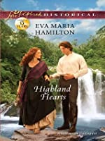 Highland Hearts (Love Inspired Historical)