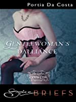 A Gentlewoman's Dalliance (The Ladies' Sewing Circle)