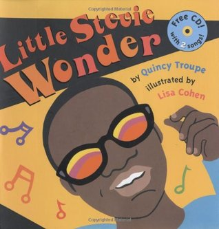 Little Stevie Wonder  by  Quincy Troupe