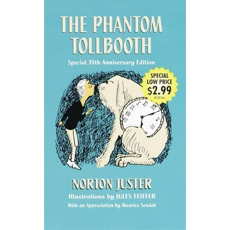 book report on the phantom tollbooth Find all available study guides and summaries for the phantom tollbooth by norton juster the phantom tollbooth summary and analysis synopsis, book report.