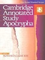 The NRSV Cambridge Annotated Study Apocrypha