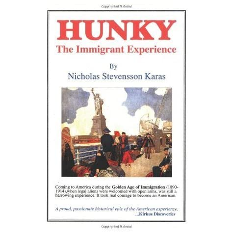 A review of books relates to the immigration experience