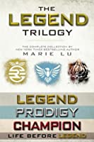 The Legend Trilogy Collection