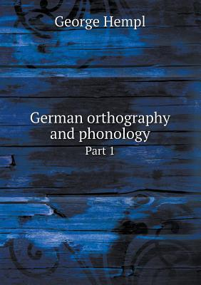 Old English Phonology  by  George Hempl