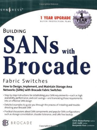 Building SANs with Brocade Fabric Switches Syngress