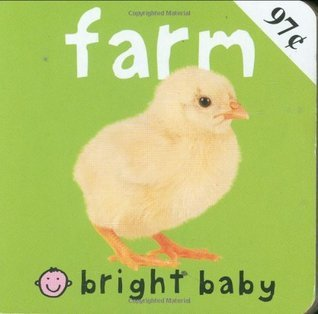 Chunkies Bright Baby Chunky: Farm Roger Priddy