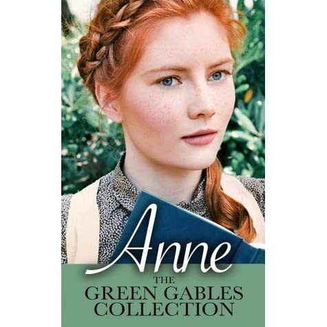 Anne The Green Gables Complete Collection All 12 Anne