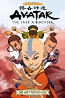 Avatar: The Last Airbender-The Lost Adventures