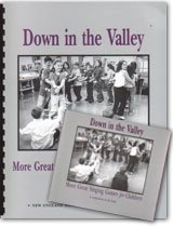 Down In The Valley: More Great Singing Games for Children Book/CD Combo  by  Andy Davis