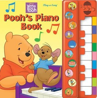 Poohs Piano Book  by  Gil DiCicco