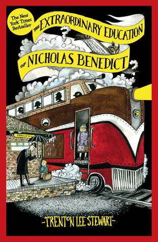 The Extraordinary Education of Nicholas Benedict (The Mysterious Benedict Society, #0)  by  Trenton Lee Stewart