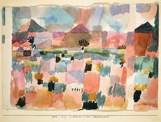 Paul Klee, August Macke, Louis Moilliet: The Journey to Tunisia 1914  by  Ursula Heiderich