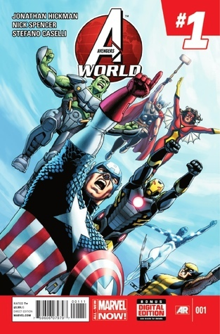 Avengers World #1 (2014)  by  Jonathan Hickman