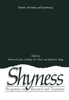 Shyness: Perspectives on Research and Treatment  by  Warren H. Jones