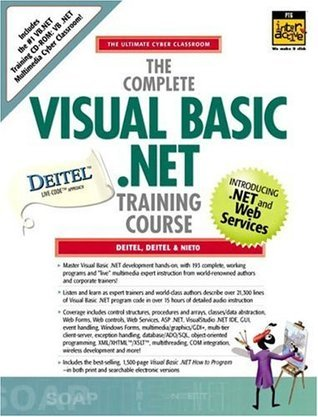 The Complete Visual Basic .Net Training Course (Complete Training Course Series)  by  Harvey M. Deitel