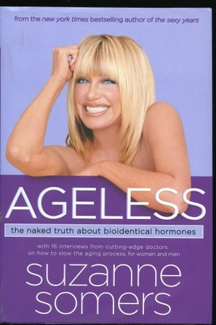 Ageless signed Suzanne Somers by Suzanne Somers