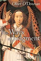The Ways of Judgement (Bampton Lectures)
