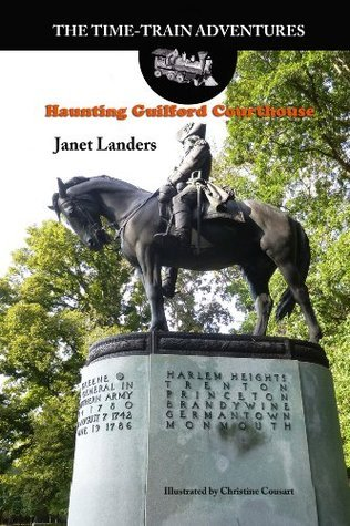 Haunting Guilford Courthouse Janet Landers