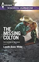 The Missing Colton (The Coltons of Wyoming)