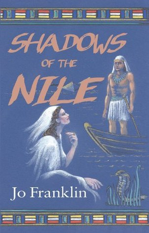 Shadows of the Nile  by  Jo Franklin